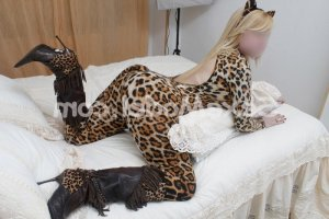 Moon massage sexe escorte trans